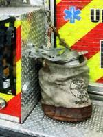 Bucket On Fire Truck