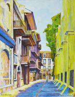 Pirates Alley oil