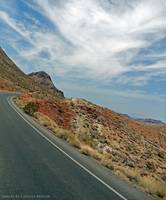 Scenic Drive through Lake Mead