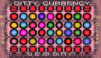 DITTY  CURRENCY