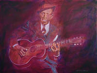 ROBERT JOHNSON BLUESMAN