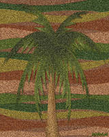 Palm Tree Abstract