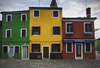 2013-02-21-Houses of Burano, Italy