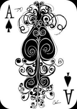 ace of spades symbol of success by corina bakke