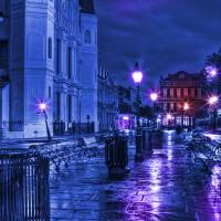 jackson square Art Prints & Posters by The Anarchemist