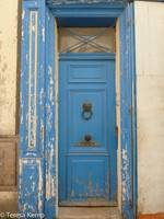 Doors in Marseille