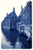 Blues in Bruges by Carol Groenen