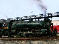 Trains - Steam Locomotive