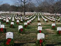 Christmas @ Arlington National Cemetary