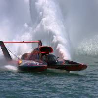 Unlimited Hydroplane Art Prints & Posters by Chris Ford