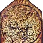 """Hereford Mappa Mundi 1300"" by TheNorthernTerritory"