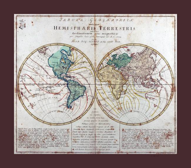 world map ad 1760 with matching small border by thenorthernterritory 2013