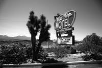 Route 66 - Hill Top Motel 2012