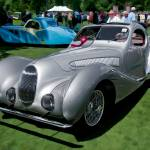 1938 Darracq-Talbot by James Howe
