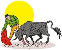 Bullfighter Matador Bullfighting