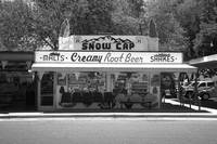 Route 66 - Snow Cap Drive-In 2012