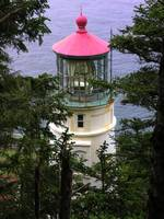 The Heceta Head Lighthouse