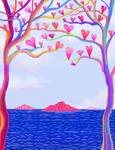 C:\fakepath\Pink Heart Tree Islands
