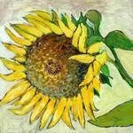 Plein Air Garden Series No 13 by Jennifer Lommers