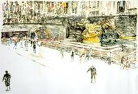 Rockefeller Center, Skaters