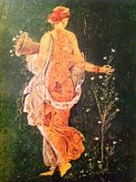 Flora,The Roman Goddess of Flowers