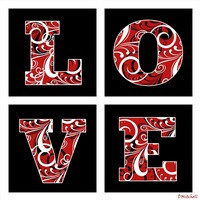 Love Letters Red