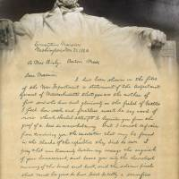 Bixby letter facsimile by r christopher vest