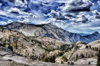 Olmstead Point - Yosemite