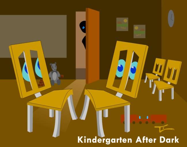 Kindergarten Secrets