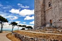 Castel del Monte on a Summer Morning