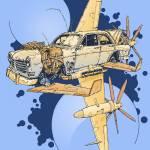 '65 Volvo Amazon 4-door, $2,300,500 (firm) by Derek Chatwood