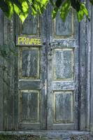 Private Door