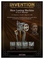 Shoe Lasting Machine
