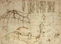Design For A Flying Machine 1488