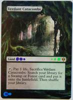 Verdant Catacombs (Verdant pan)