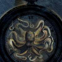GreysLion The Octopus of Time 12x12 2
