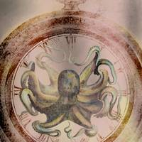 GreysLion The Octopus of Time 12x12 7