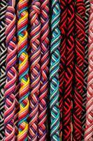 Colorful Braids