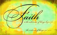 faith is texture yellow