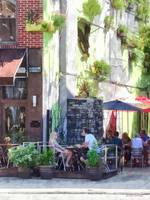 Outdoor Cafe Philadelphia PA