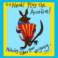 Accordion Armadillo