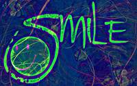 smile new dimensions green
