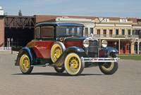 1930 Ford Model A 'Rumble Seat' Coupe