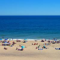 Cape Cod : Cahoon Hollow Panorama Art Prints & Posters by Christopher Seufert