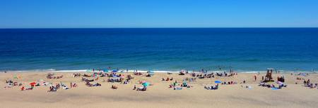 Cape Cod : Cahoon Hollow Panorama