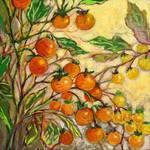 Plein Air Garden Series No 15 by Jennifer Lommers