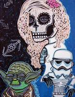 Star Wars Sugar Skull