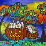 Autumn Celebration II by Juli Cady Ryan