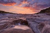 Pedernales Sunset 594_5_6_7_8_9_fused