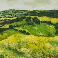 Tall Grass Path Art Prints & Posters by Allan P Friedlander